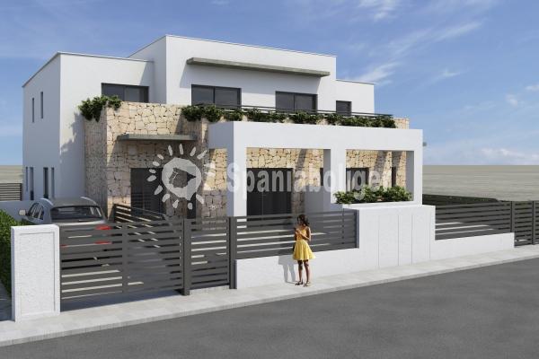 New Build Bungalow Torrevieja