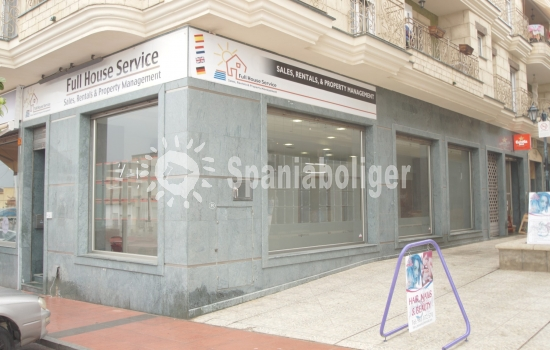 Spaniaboliger has signed a contract on a new office in Benijofar