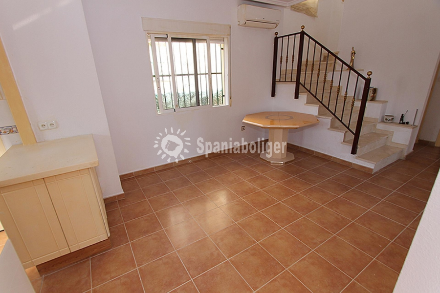 Resale - Corner Townhouse - Algorfa