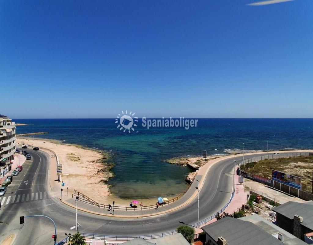 Karta Fran Alicante Till Torrevieja.Ny Bygg Lagenhet Torrevieja
