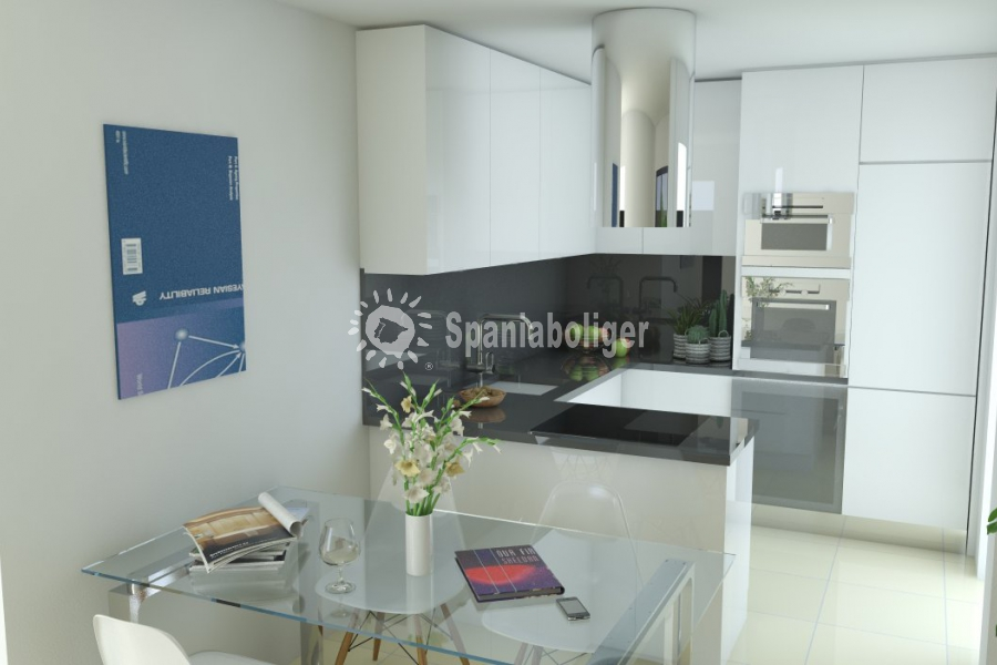 Ny bygg - Apartment Penthouse - Ciudad Quesada